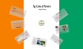 Le Côte D'ivoire
