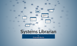 Systems Librarian