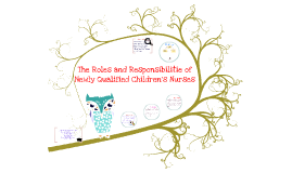 The Roles and Responsibilitie of Newly Qualified Children's