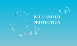 WILD ANIMAL PROTECTION