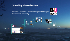 QR Coding the Collection