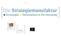 Strategiemanufaktur