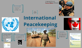 Copy of International Peacekeeping