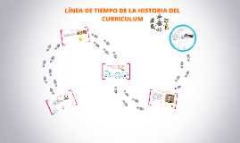 Copy of LÍNEA DE TIEMPO DE LA HISTORIA DEL CURRICULUM