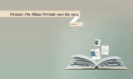 Picasso: Die Blaue Periode