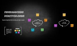 Programmering Dienstverlening: inzicht en overzicht