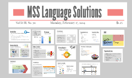 MSS Language Solutions