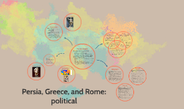 Persia, Greece, and Rome Political