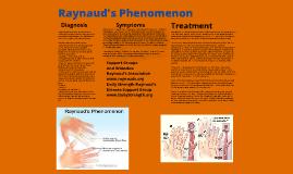 Copy of Raynaud's Phenomenon
