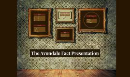 The Avondale Fact Thingymow-bobber