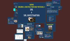 BSS 402 SOIL INVESTIGATION