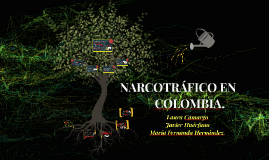 Copy of NARCOTRÁFICO