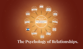 The Psychology of Relationships.