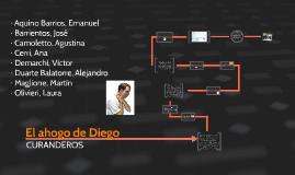 El ahogo de Diego