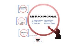 Research Proposal.