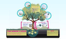 I beni ambientali e culturali