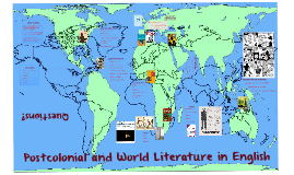 Postcolonial and World Literature in English