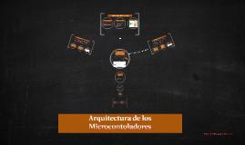Copy of arquitectura de los microcontoladores