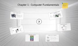 Copy of Chapter 1 - Computer Fundamentals