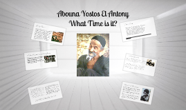 Copy of Abouna Yostos