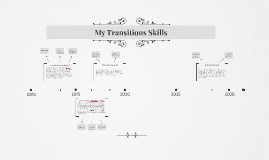 My Transitions Skills
