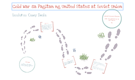 Cold War sa Pagitan ng United States at Soviet Union