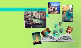 Copy of L'italia e gli italiani