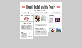 Mental Health and the Family