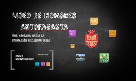 Liceo de Hobres Antofagsta