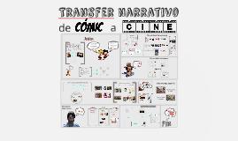 Copy of Transfer narrativo de cómic a cine