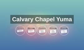 Calvary Chapel Yuma