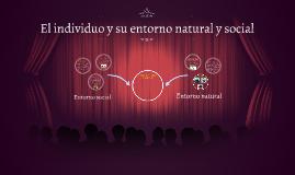 Copy of El individuo y su entorno natural y social