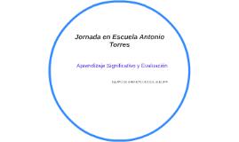 Jornada en Escuela Antonio Torres