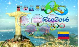 Los Juegos Olimpicos de 2016 en Rio