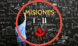 Misión trabajo lógica