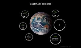 MAQUINA DE GOLVERG