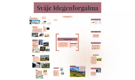 Copy of Svájc Idegenforgalma