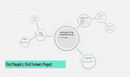 First People's, First Farmers Project