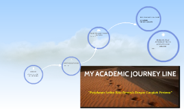 MY ACADEMIC JOURNEY LINE