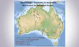 Copy of Nachhaltiger Tourismus in Australien