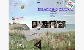 Copy of Etnocentrismo, Relativismo cultural y Pluralismo