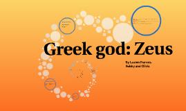 Zeus Scrapbook