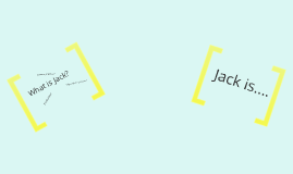 What is Jack? - Shawn Boltin