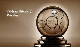 Valores Eticos y