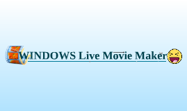 Copy of Windows Live Movie Maker