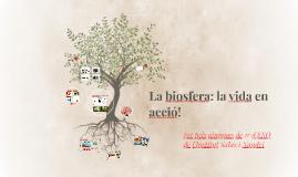 1A La biosfera: la vida en acció!