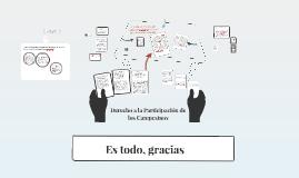 Copy of Derecho a la Participación de los Campesinos