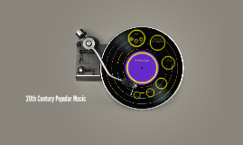 20th Century Popular Music