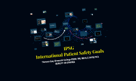 Copy of JCI : IPSG