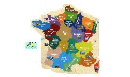 Copy of regions de france